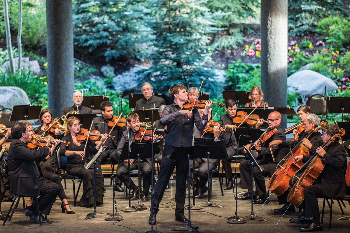 June 24 Bravo Vail Academy Of St Martin In The Fields