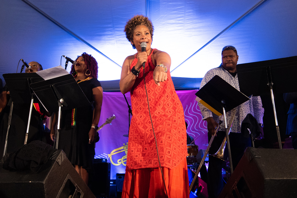 Vail Jazz: Niki Haris' Gospel Prayer Meetin'