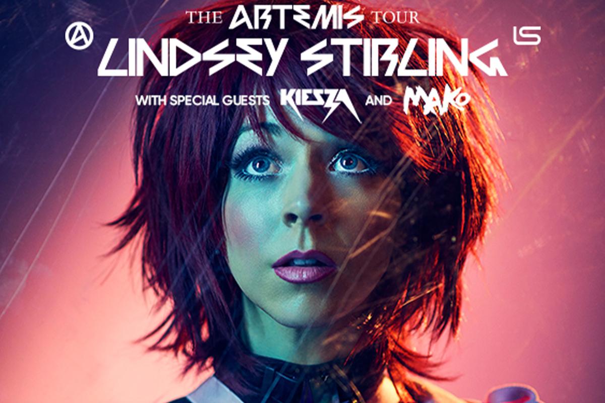 2021 – Lindsey Stirling – Artemis Tour